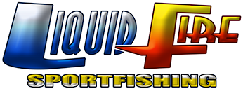 Liquid Fire Sportfishing logo